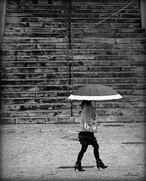Gentes e Locais/Era um belo dia de chuva...