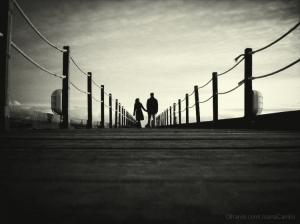 Gentes e Locais/Walking together