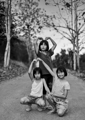 /3 meninas