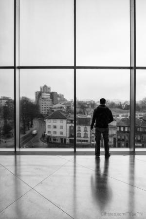 Paisagem Urbana/Contemplação II