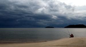 /Tempestade a vista