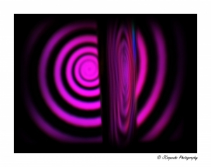 Abstrato/Hypnotic water experiences
