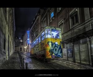 Paisagem Urbana/Elevador    Glória