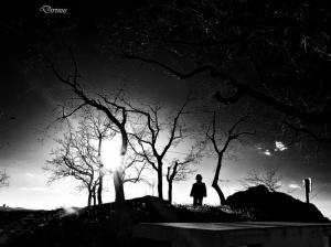 /... O teu mundo ... A preto & branco.