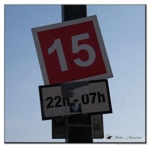 Paisagem Urbana/15, das 22 ás 07h