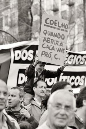 Gentes e Locais/Que se lixe a Troika (Manif 2 Março) I