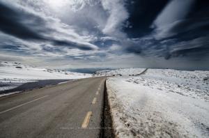 Paisagem Natural/A estrada para o Céu