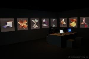 Arte Digital/Em busca da particula de deus
