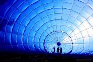 Desporto e Ação/Por dentro do Balão