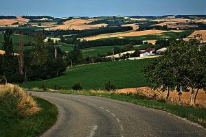 /Por estradas de França