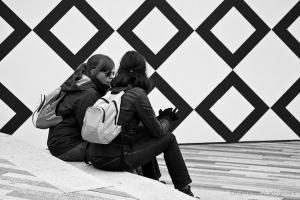 Gentes e Locais/A geometria do diálogo