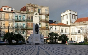 Gentes e Locais/Praça de Carlos Alberto