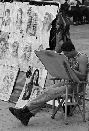 /An Artist