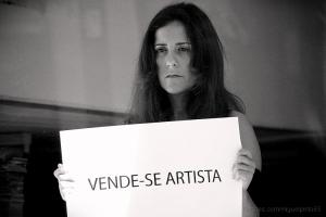 Retratos/Vende-se Artista