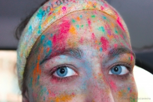 Retratos/color run