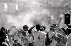 Desporto e Ação/O Color Run a Preto e Branco
