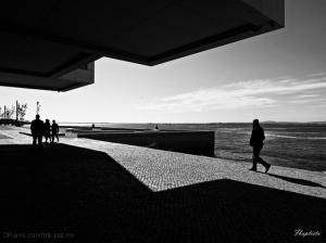 Paisagem Urbana/Passagens entre a sombra e luz