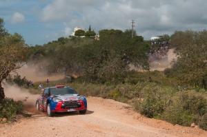 Outros/Robert Kubica em ação no shakedown, Vale Judeu-WRC