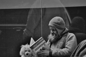 Retratos/Deus..e o cão