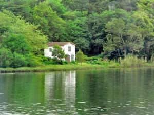 Paisagem Natural/Á Beira da Lagoa