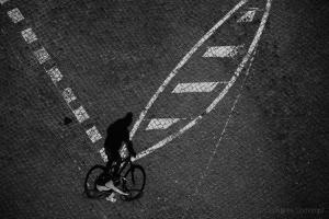 /...o ciclista...