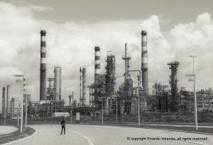Paisagem Urbana/POLUIÇÃO INDUSTRIAL...