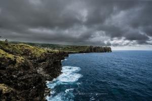 Paisagem Natural/No meio do Atlântico