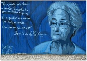 Fotojornalismo/Rostos do Muro Azul II