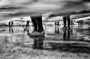 Fotojornalismo/As saias das baianas