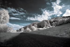 Paisagem Natural/Infrared...