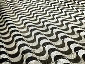 Abstrato/deixa de onda
