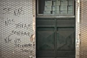 Paisagem Urbana/Gritos...