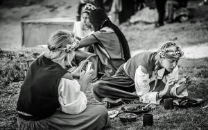 Gentes e Locais/Ceia medieval