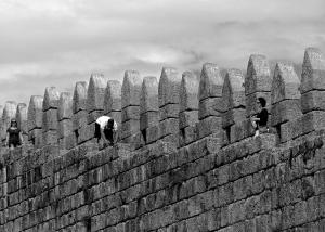 Gentes e Locais/Muralhas