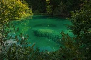 Paisagem Natural/Plitvicka Jezera-um outro olhar