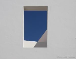 Paisagem Urbana/Janela de Luz e cor