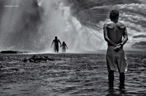 Fotojornalismo/Água