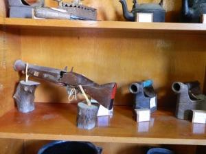 História/Rifles Antigos
