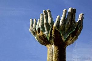 Paisagem Urbana/Mãos de água
