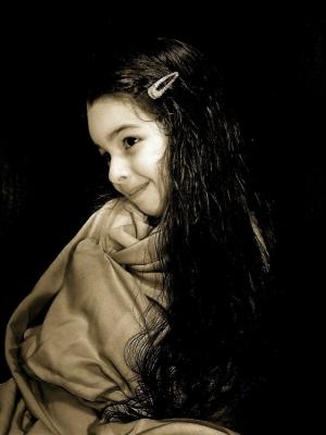 Retratos/pequena sereia