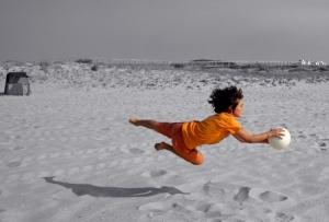 Desporto e Ação/na praia