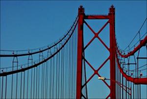 /Do alto da ponte