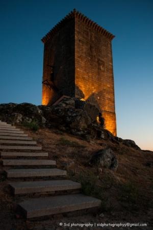 História/Castelo Penamacor