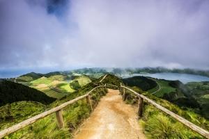 Paisagem Natural/Caminho para o Paraíso