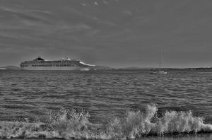 Outros/No rebentar da maré