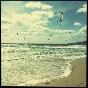 Paisagem Natural/Kite Surf Meca