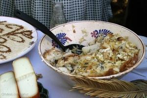 Gastronomia/É o comer que faz a fome