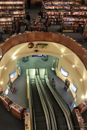 Gentes e Locais/Livraria El Ateneo - Buenos Aires