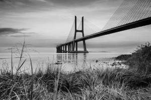 Paisagem Urbana/Ponte Vasco da Gama (III)