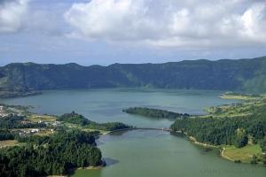 """Paisagem Natural/""""Lagoa das Sete Cidades..."""""""